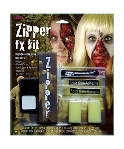 Zipper scar kit