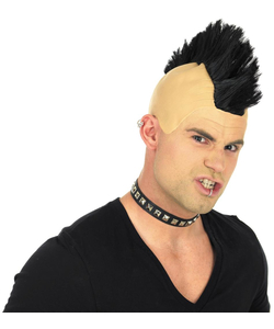 Black Punk Wig
