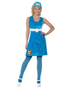 Teen Cookie Monster Costume