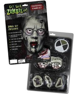 Graveyard Zombie Kit