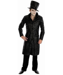 Teen Undertaker Costume