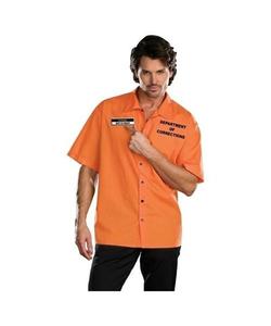 Plus Size Inmate Ken B Crazy Costume