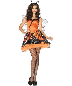 Teen Lovely Monarch Costume