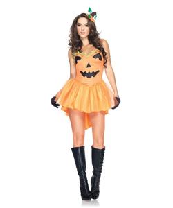 Pumpkin Princess costume
