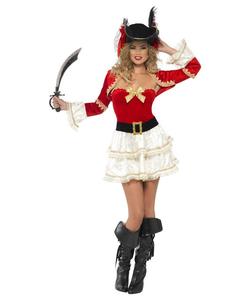 Fever Plentiful Pirate Costume