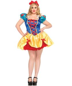 Sexy Fairytale Snow White costume