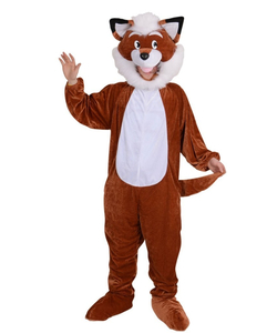 Fox Mini Mascot Costume