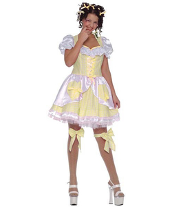 Goldilocks Costume - Ladies