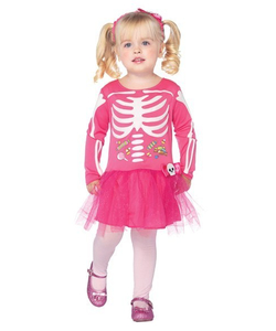 Candy Skeleton Costume - Kids