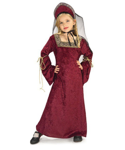 Lady Of The Palace Costume - Kids