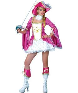 Miss Musketeer costume