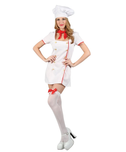 Saucy Chef Costume