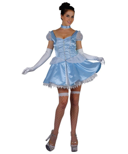 Saucy Cinders Costume