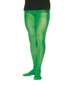 Mens tights - green