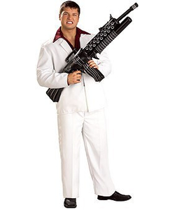 inflatable gun