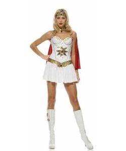 80's Super Hero costume