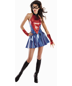 Deluxe spider girl costume