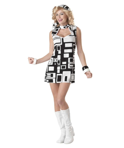 Groovy Chick Costume