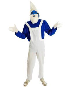 Blue Gnome Costume