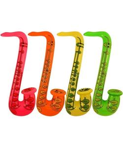 Inflatable Saxophone