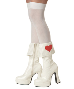 Alice In Wonderland Boots