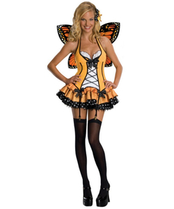 FANTASY BUTTERFLY COSTUME