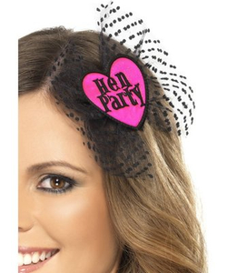 Hen Party Hair Bow