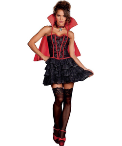 Lady Is A Vamp Costume