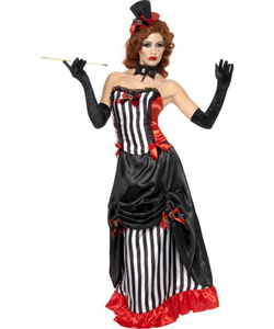 Madame Vamp Costume