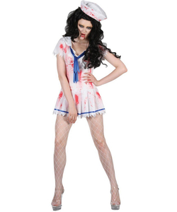 Sailor Zombie Girl costume