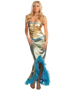 Sea Worthy Mermaid costume
