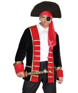 Wild at Sea Pirate Fancy Dress