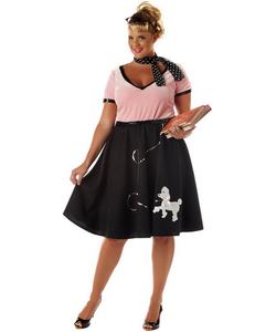 50's Sweetheart Dress