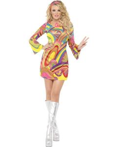 60's flower power costume