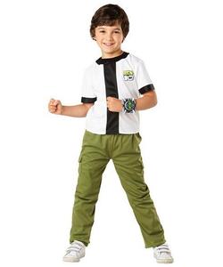 Ben 10 Classic Boy's Costume