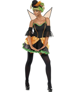 Rebel Toons Pumpkin Fairy