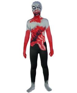 Zombie Full body stretch Jumpsuit