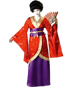 Elite Geisha Costume