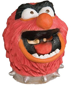 The Muppet's Animal Latex Mask