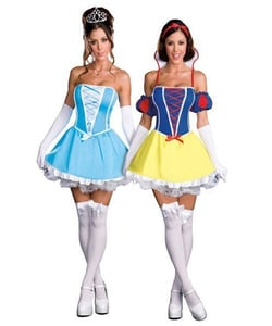 Damsels In Distress costume