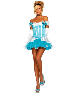 Glass Slipper Princess Costume