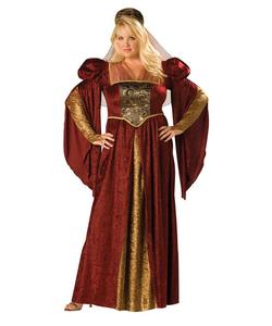 Renaissance Maiden Costume - plus size