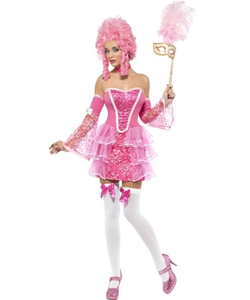 Fever Marie Costume