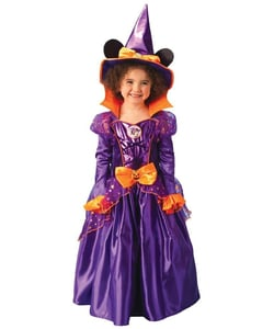 Minnie Mouse Witch Outfit - Kids