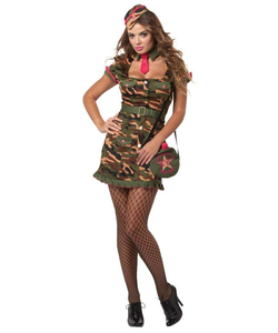 Private First Class Costume