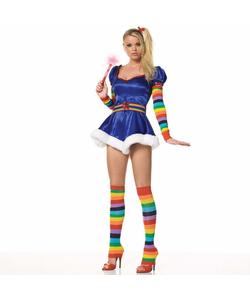 Star Burst Girl Costume