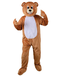 Deluxe Teddy Bear Mini Mascot