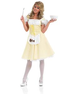 Ladies Goldilocks Costume