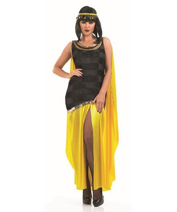 Cleopatra Girl Ladies Fancy Dress Plus Size