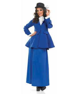 Plus Size Victorian Lady Outfit